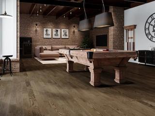 Billard room floor