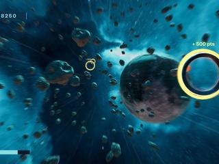 Capture d'écran du jeux Moonquake