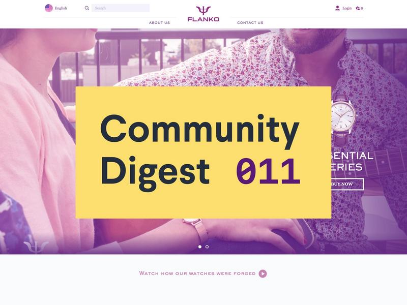 Community Digest 11