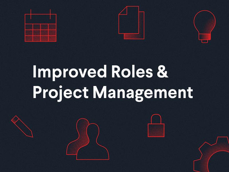 Roles & Project Management