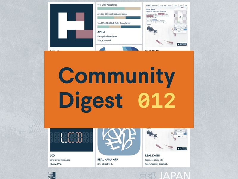 Community Digest #12: Let us have a dugnad