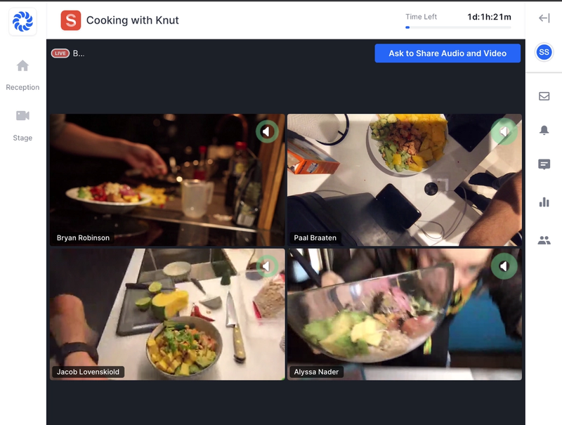 Cooking with Knut: Poke Edition