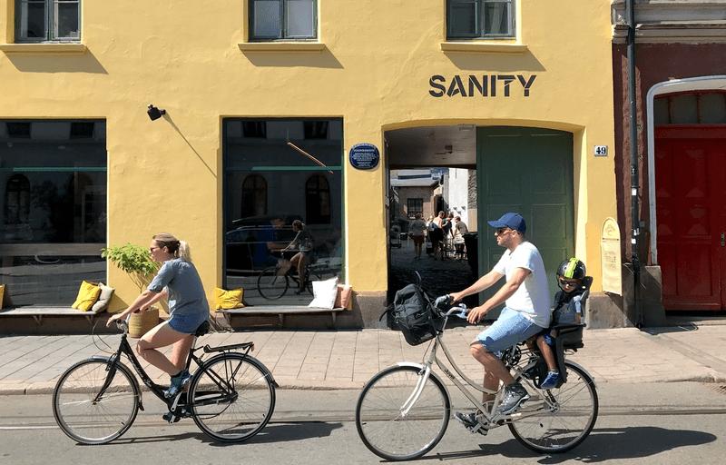 Sanity HQ in Oslo