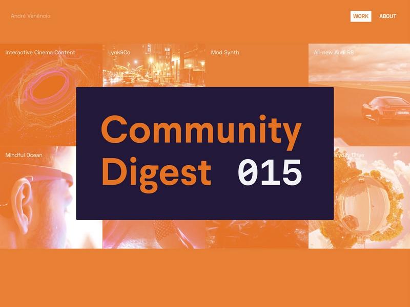 Community Digest 15