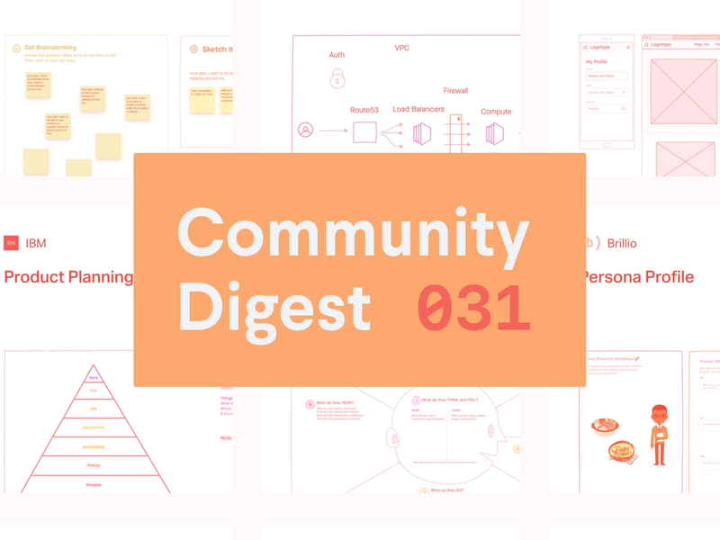 Community Digest 031