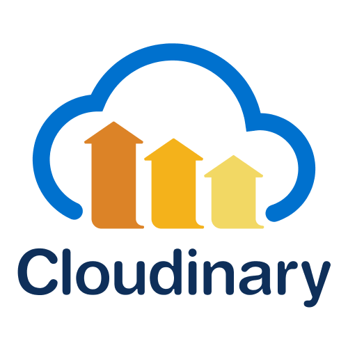 Logo for Asset source for Cloudinary