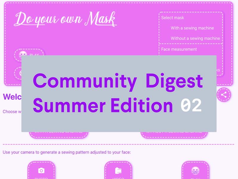 Community Digest Summer Edition 2