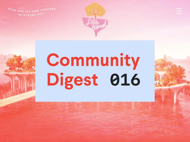 Community Digest #16