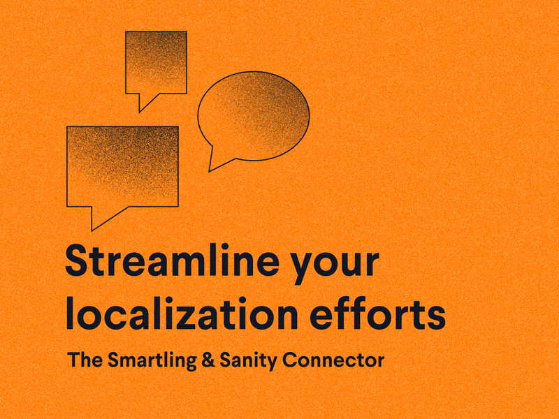 Streamline your localization efforts