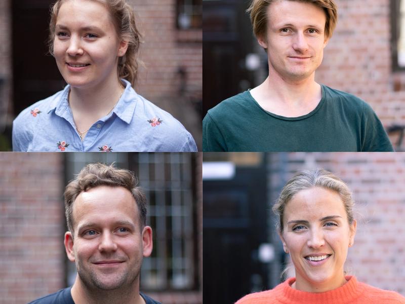 Victoria Bergquist, Magnus Holm, Ørjan Ommundsen, and Taran Enger-Mår