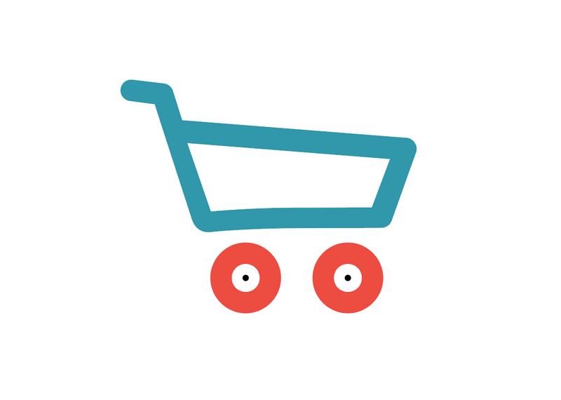 eCommerce Shopping Cart Illustration
