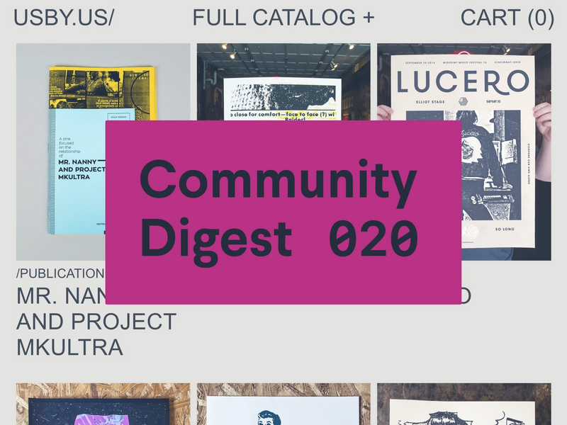 Community Digest #20