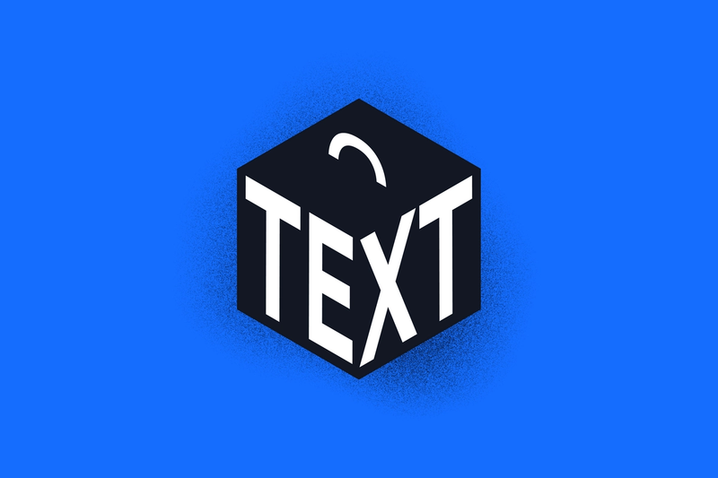 Illustration showing the logo for Portable Text.