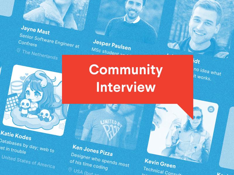 Sanity community interview