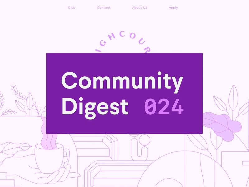 Community Digest 024