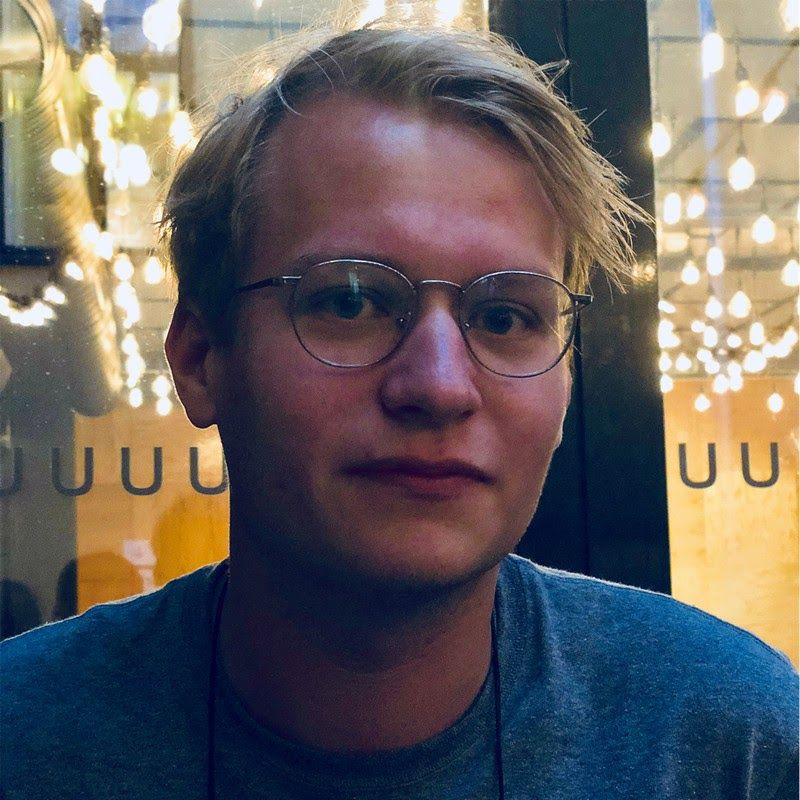 Sindre Gulseth, Full Stack Developer