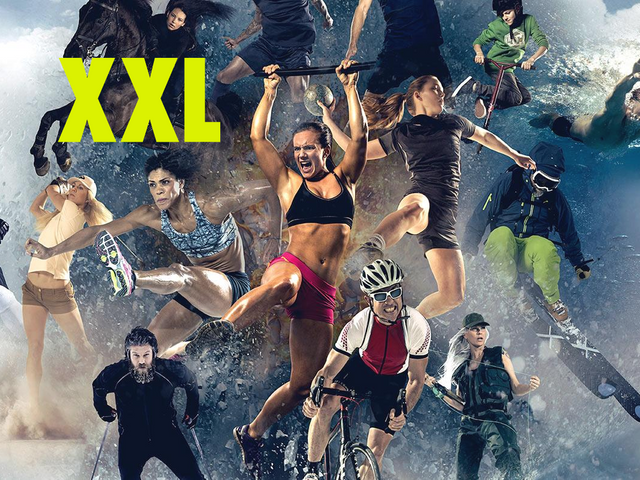 The homepage of www.xxl.no