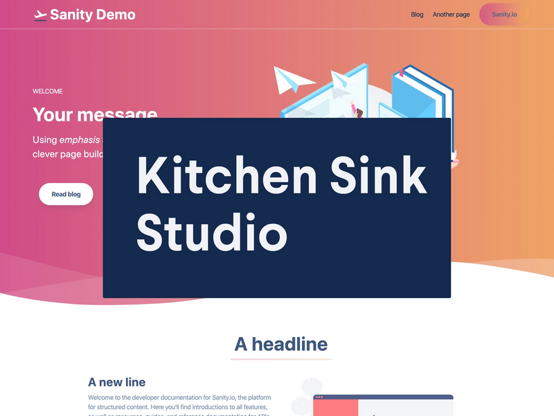 The Kitchen Sink Studio