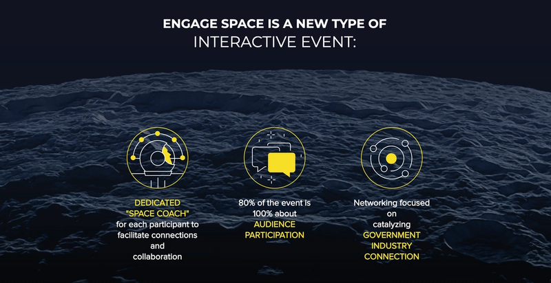Engage.space website