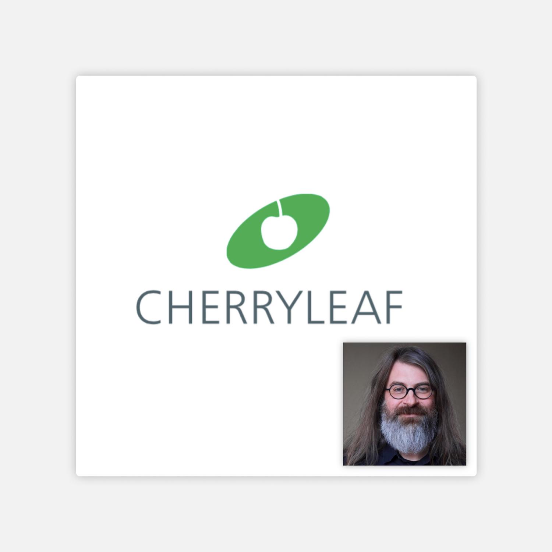 Simen Svale Skogsrud explaining Headless CMS on The Cherryleaf Podcast