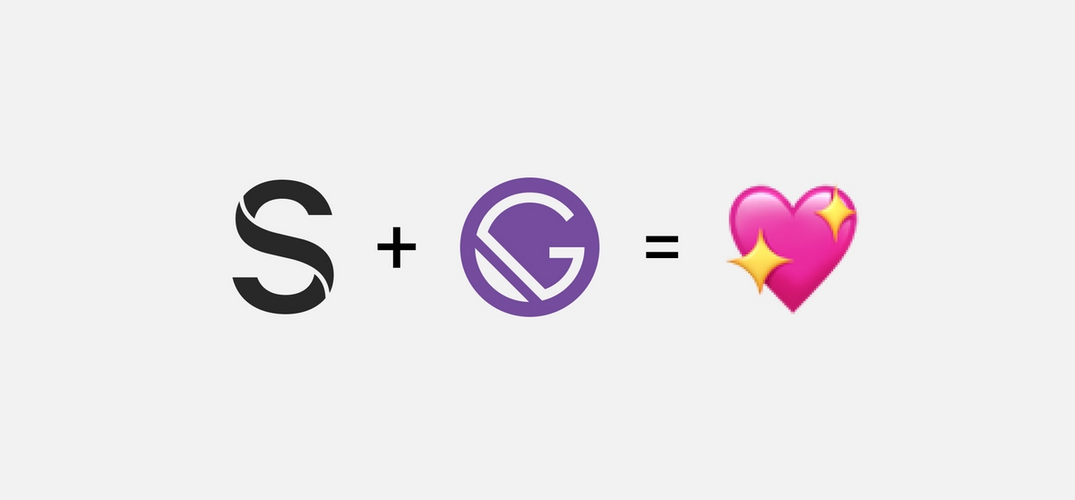 Blazing fast development with Gatsby and Sanity.io