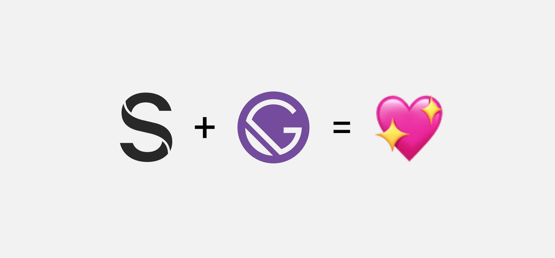 Blazing fast development with Gatsby and Sanity.io
