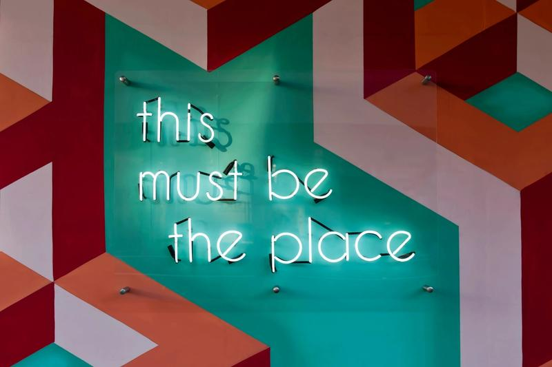 Bilde - This must be the place