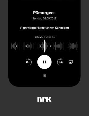 NRK Radio + DR Radio