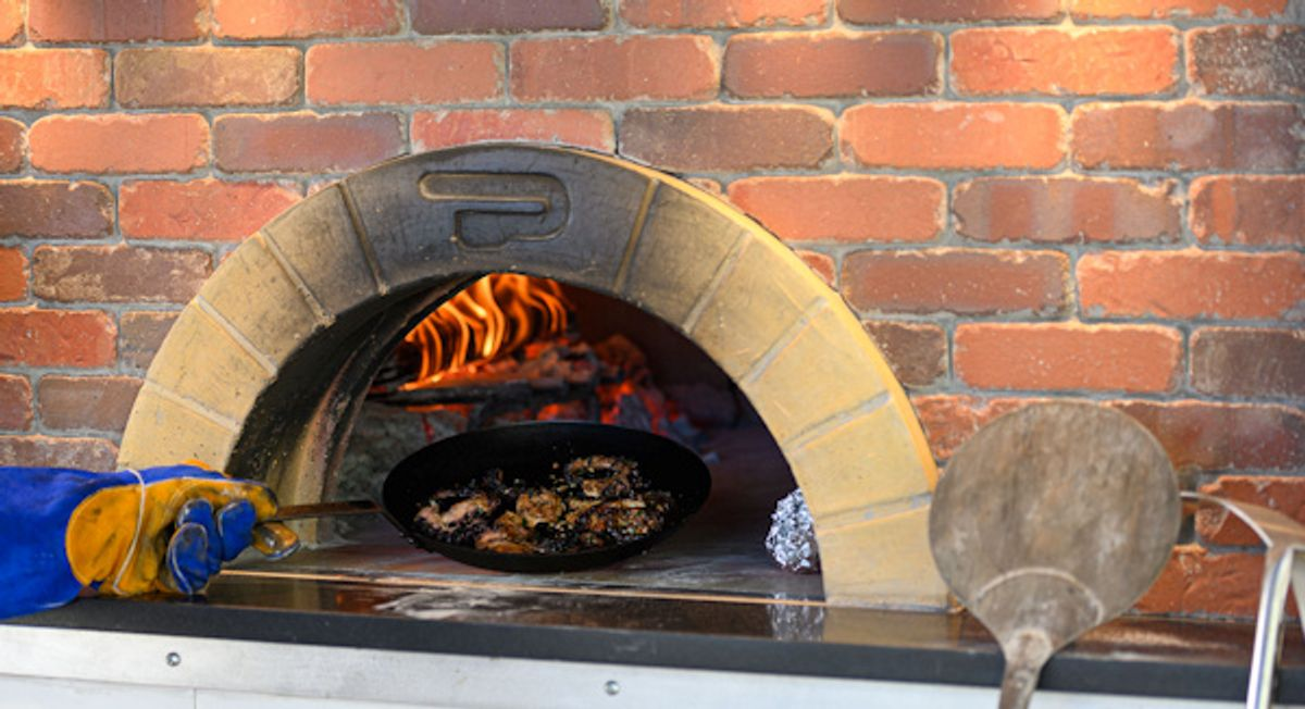 Oven for Wood Fired Pizza in Tampa Bay Area