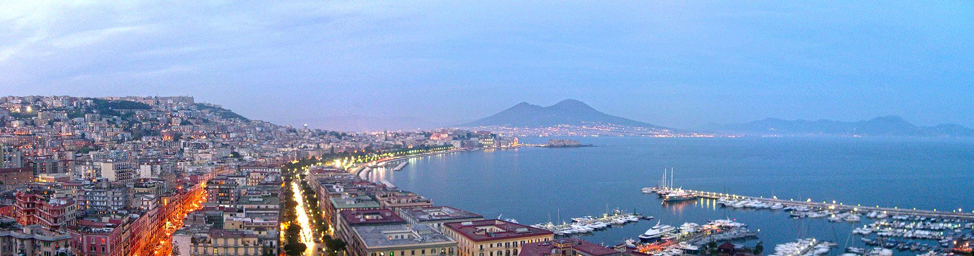 Naples Italy Home of Neapolitan Pizza