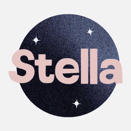 Logotype för Stella App