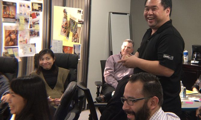 There are no bad ideas in a workshop, but you might get a few laughs