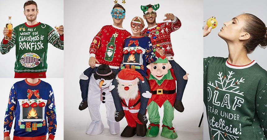 2aac3b75 Julegenser: Dette er årets julegensere i 2018