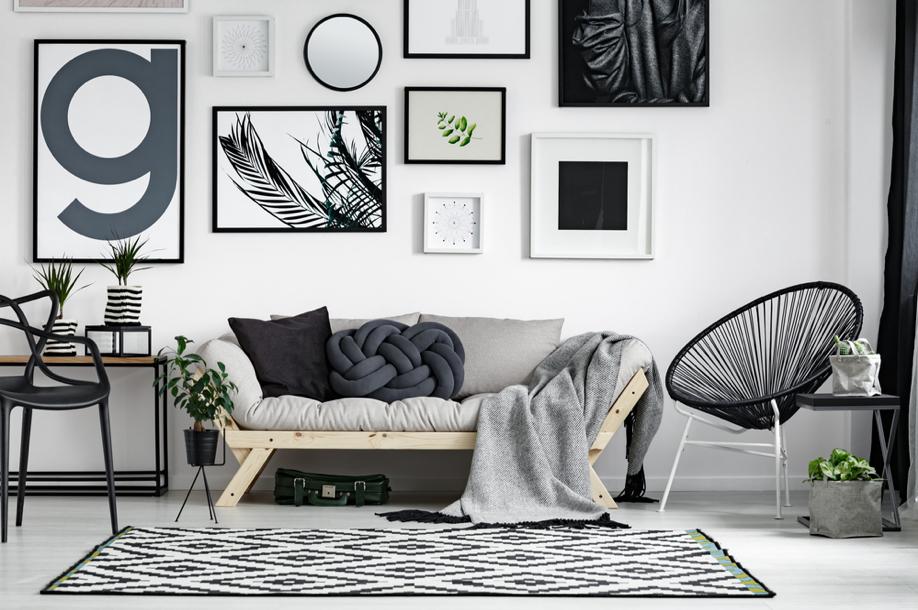 Wanddecoratie Ideeen Voor Boven De Bank Makeover Nl