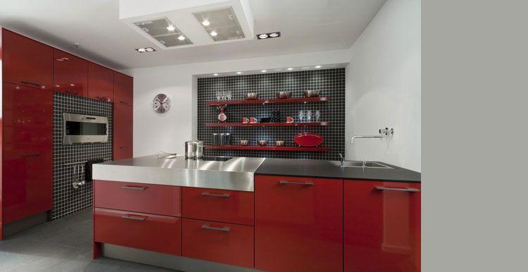 Passie In De Keuken De 15 Mooiste Rode Keukens Makeover Nl