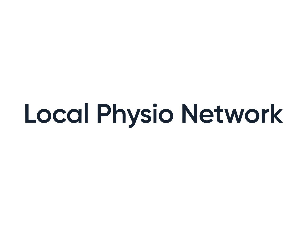 Local Physio Network Logo
