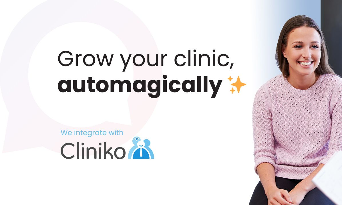 Grow your clinic automagically!