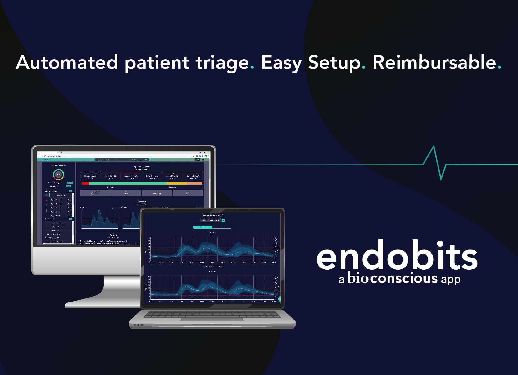 Endobits dashboard