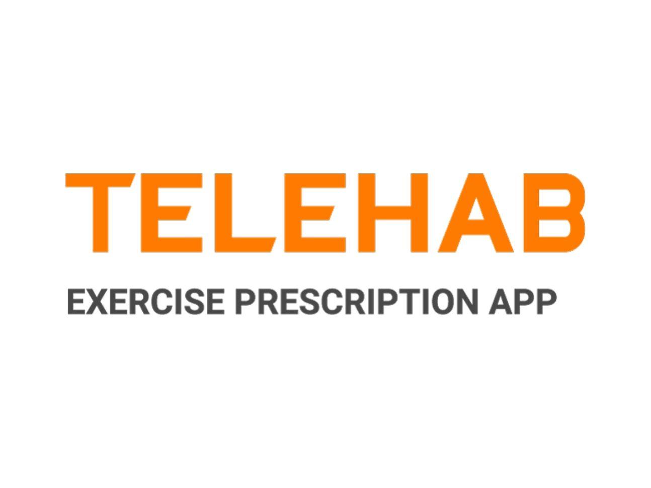 Telehab Exercise prescription app