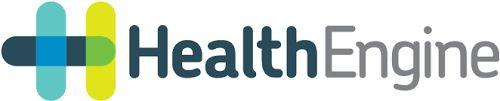HealthEngine logo