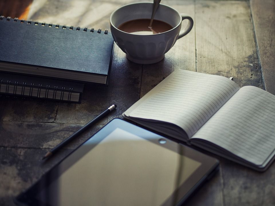 Journaling as a Coping Mechanism