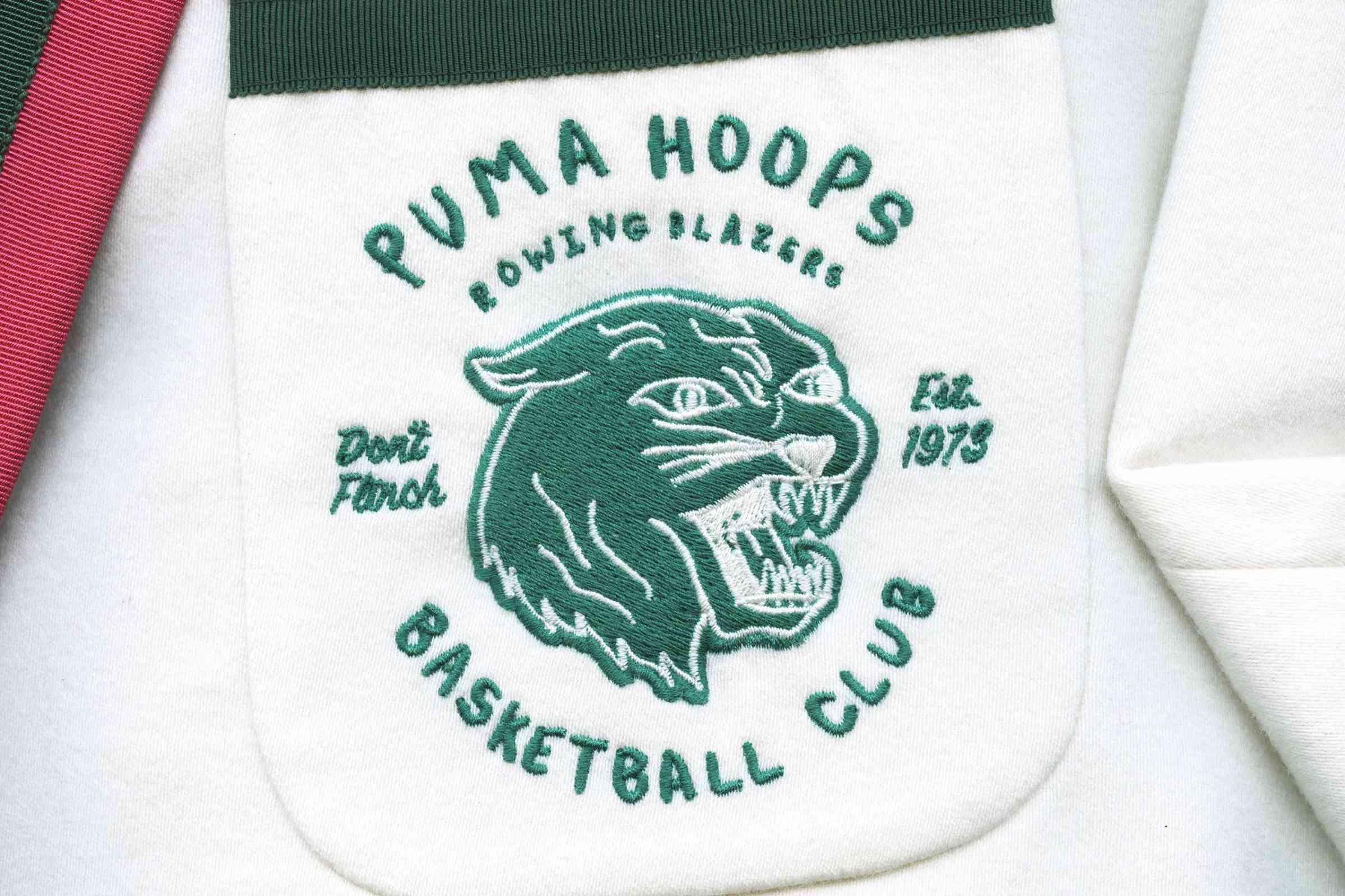 PUMA Hoops - Clyde Hardwood, Banner