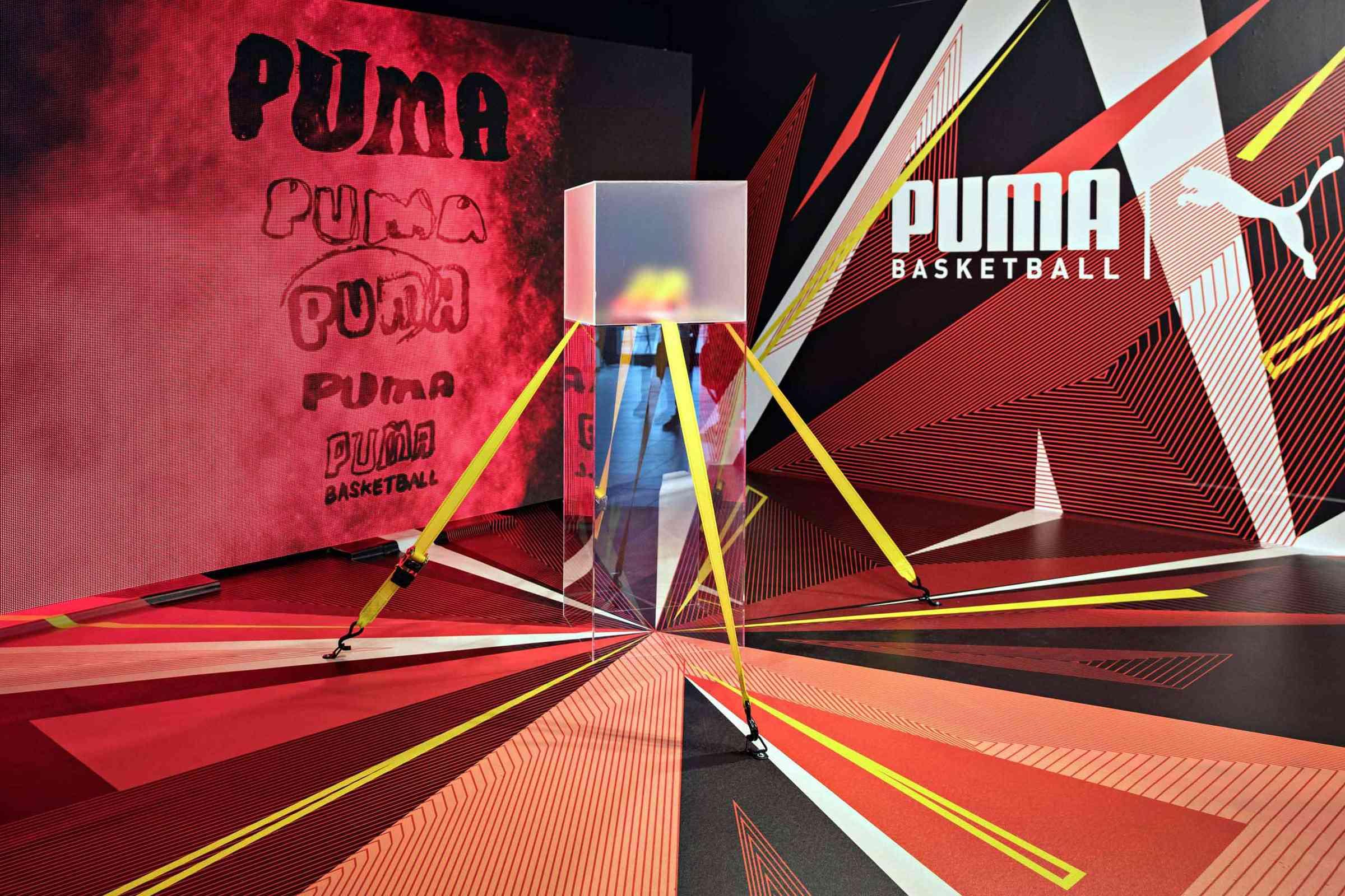 Puma Basketball- Draft Pop up