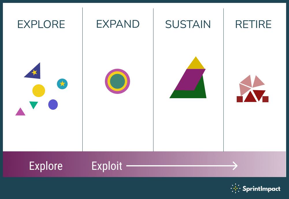 Innovation Portfolio: Strategic planning tool for growth-oriented team