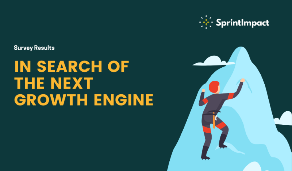 Survey Result - In Search of the Next Growth Engine
