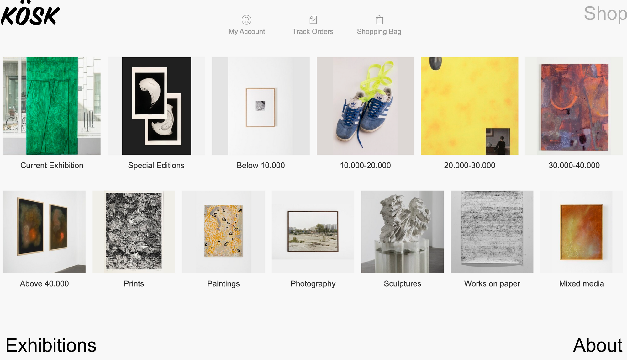 KÖSK lar deg kjøpe kunst på nett — sjekk ut koskoslo.no