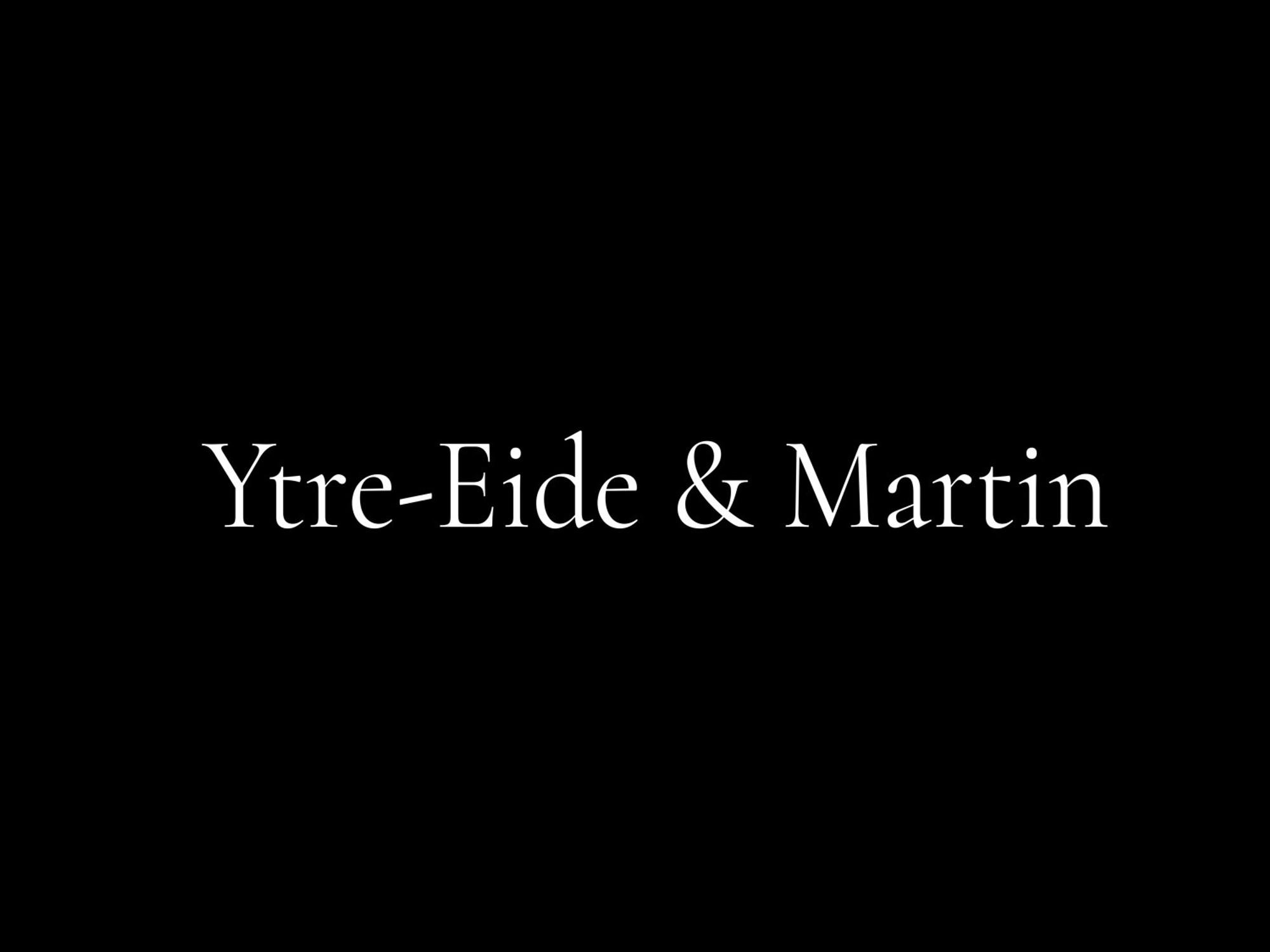 Ytre-Eide & Martin