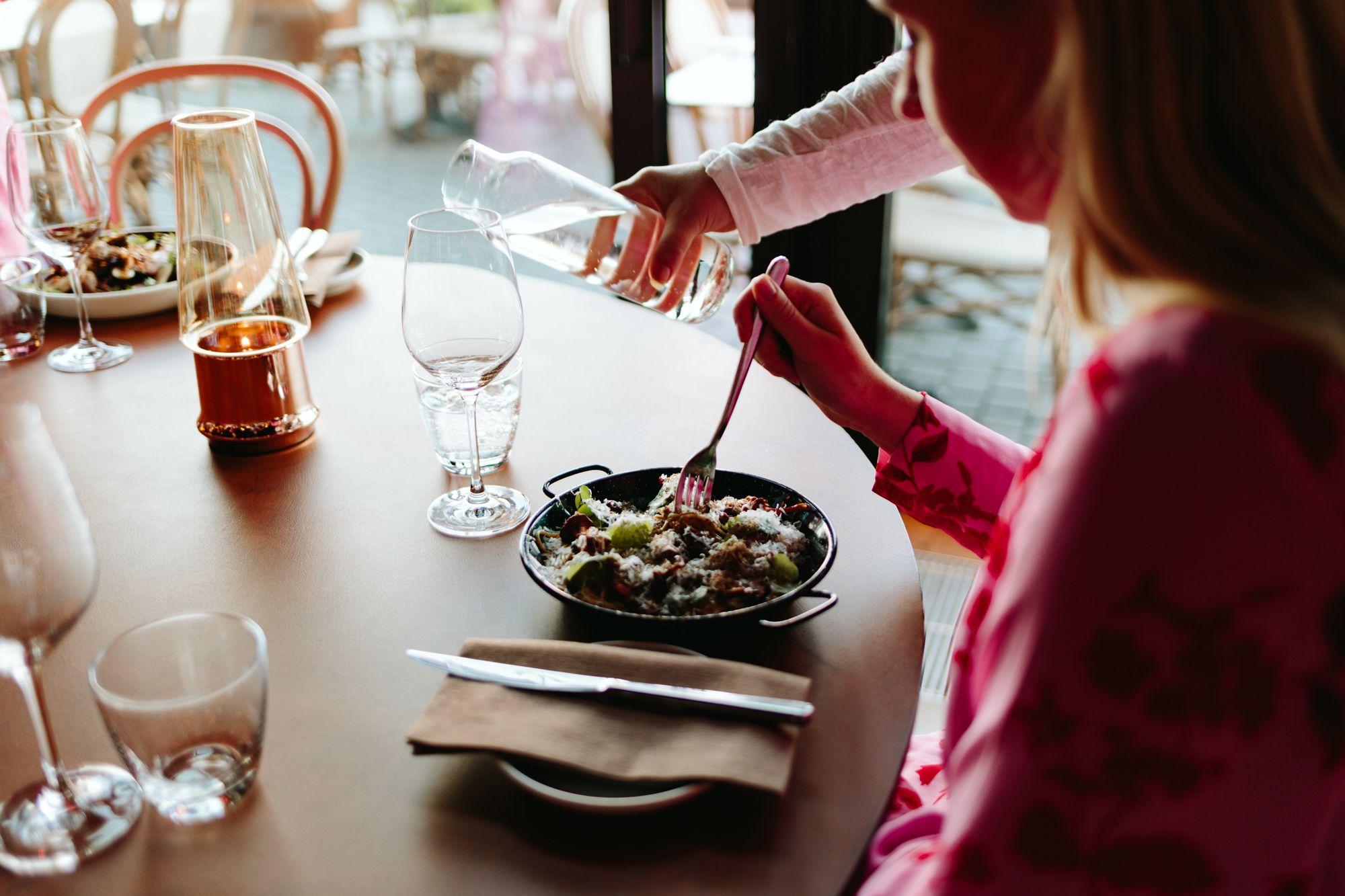 Lunsj, høst og ny meny hos Brasserie Rivoli