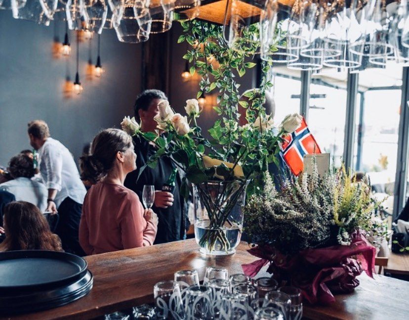 17. mai i Bjørvika