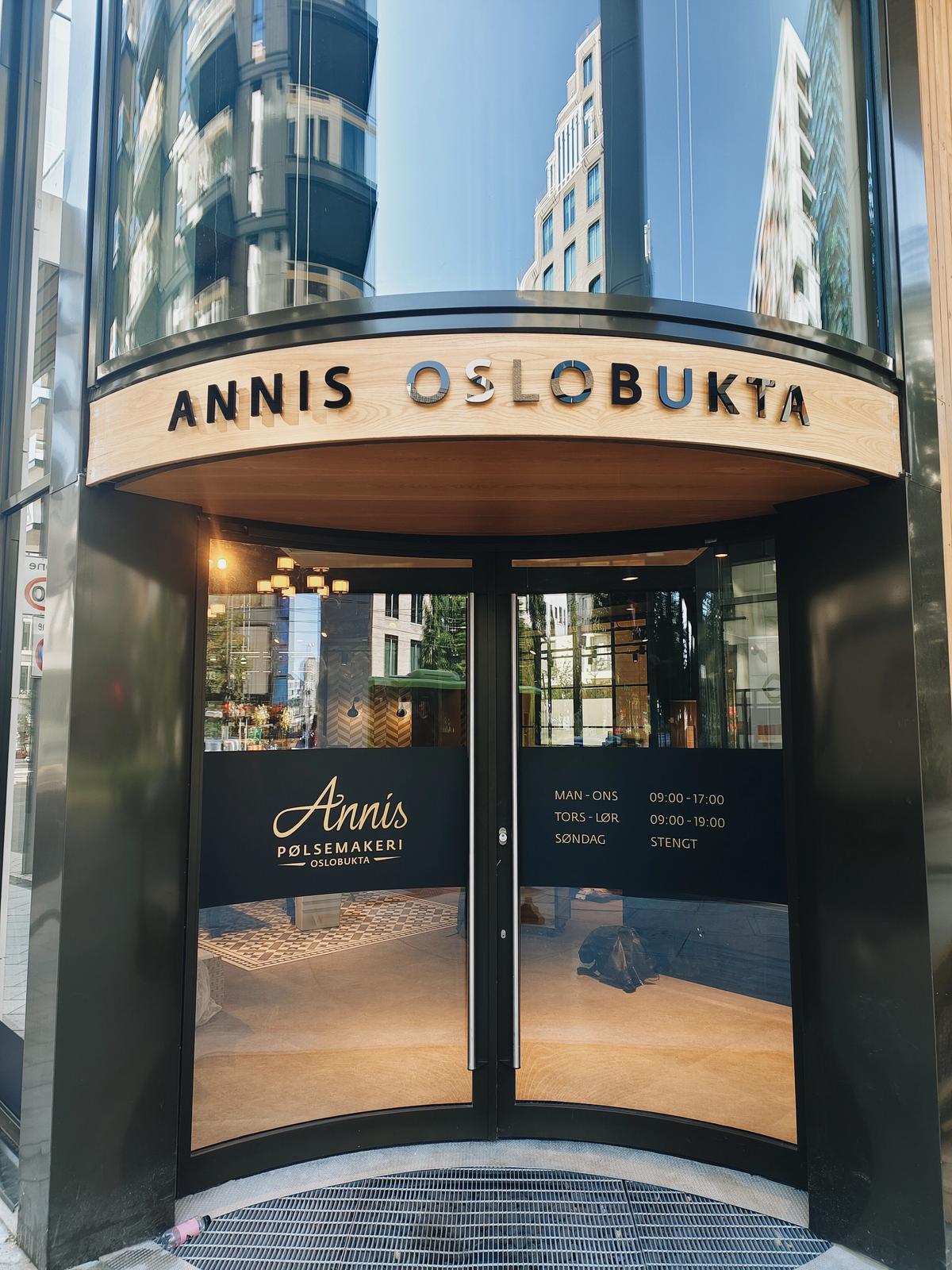 Endelig: Annis Oslobukta er åpent